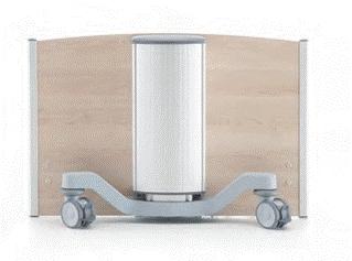 PAT INGRIJIRE BOCK Practico ultra low 9,5-80 cm elevator max220kg protejeaza pacientul, ingrijitorul
