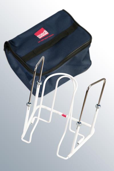 Dispozitiv cu manere lungi imbracare ciorapi dresuri compresive medi Butler+ Travel Butler calatorii