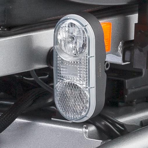 SCAUN EULANT ELECTRIC iChair MC Basic agil interior exterior 6km/h autonom 28km 120kg motoare 2x180W