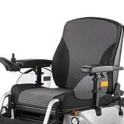 SCAUN CU ROTILE ELECTRIC OPTIMUS 2 MEYRA utilizare exterior drum accidentat calatorii lungi 50-70km - Confort optim al scaunulu - reglare optima