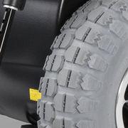 SCAUN CU ROTILE ELECTRIC OPTIMUS 2 MEYRA utilizare exterior drum accidentat calatorii lungi 50-70km - Tractiune si mobilitate off-road excelente