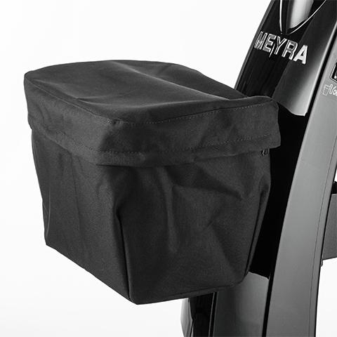 SCUTER ELECTRIC CITYLINER 412 MEYRA 12km/h autonom 35km max 150kg motor silentios scaun confortabil - husa pentru cos antiintemperii