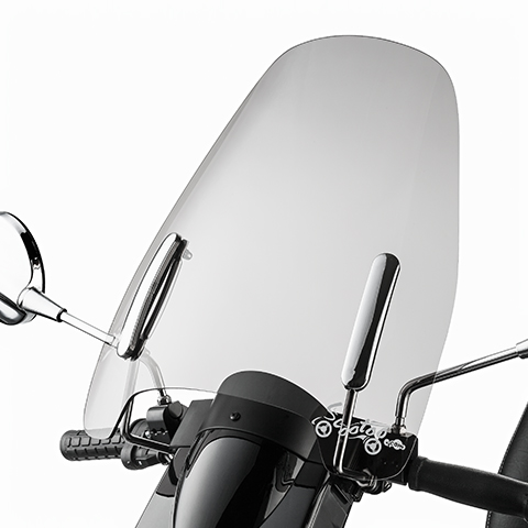 SCUTER ELECTRIC CITYLINER 412 MEYRA 12km/h autonom 35km max 150kg motor silentios scaun confortabil - parbriz