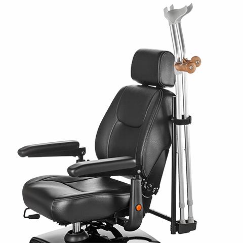 SCUTER ELECTRIC CITYLINER 412 MEYRA 12km/h autonom 35km max 150kg motor silentios scaun confortabil - suport dispozitive de mers