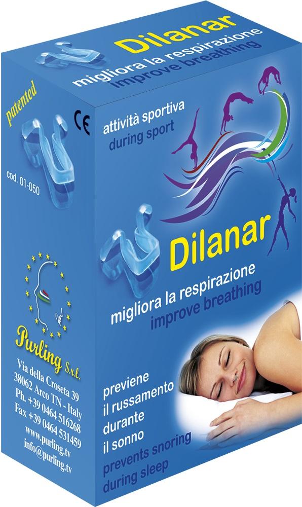 DILATATOR NAZAL ANTISFORAIT DILANAR PURLING dispozitiv medical pt imbunatatirea respiratiei nazale